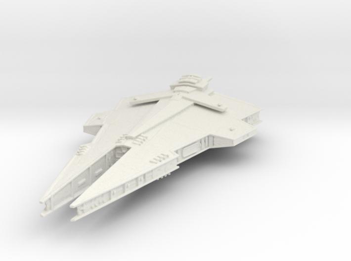 Sith Empire Harrower Dreadnought Armada Scale 3d printed