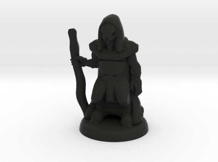 got bad side bishop 3d printed This is a render not a picture