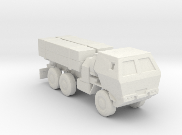 XM1160 Meads 1:220 scale 3d printed
