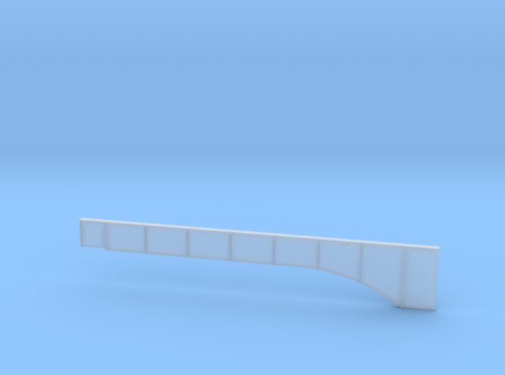 Left Bridge Girder for Rt 15 Bridge Wethersfield 3d printed