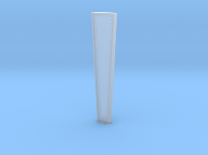 End Pier for Rt 15 Bridge Wethersfield 3d printed