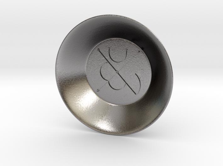 Seal of Mars Charging Bowl (small) 3d printed