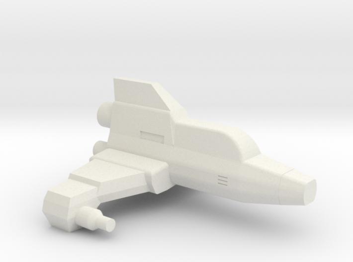 Snubby 3d printed