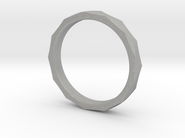 Engineers Ring Size 8.5 3d printed