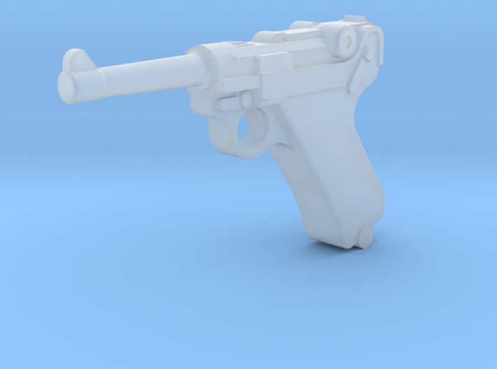 Luger P08 (1:18 scale)-PASSED- 3d printed