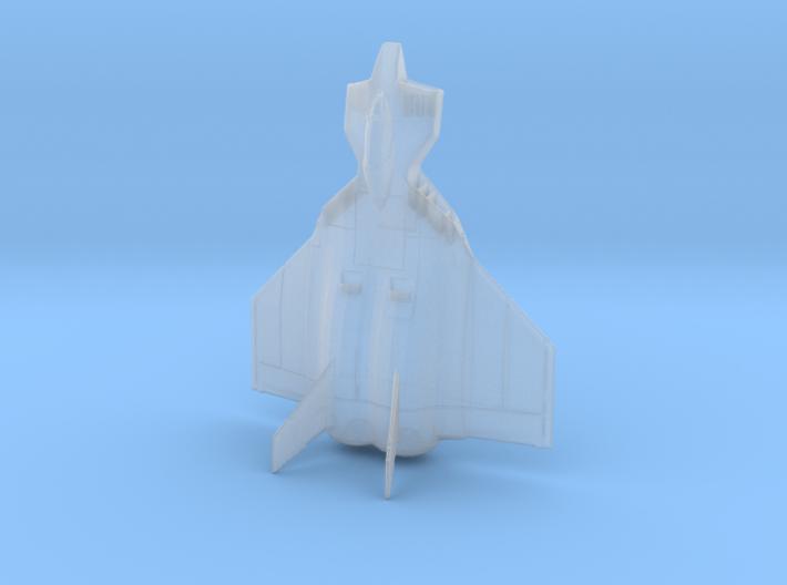 Fly Manta 1:400 3d printed