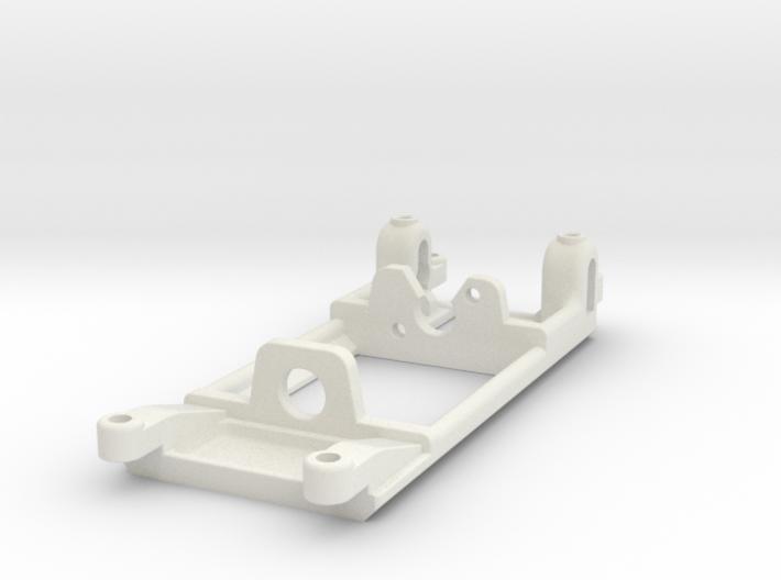 FF050 motor mount - Slot.it compatible 3d printed For FF050 motor, Slot.it compatible