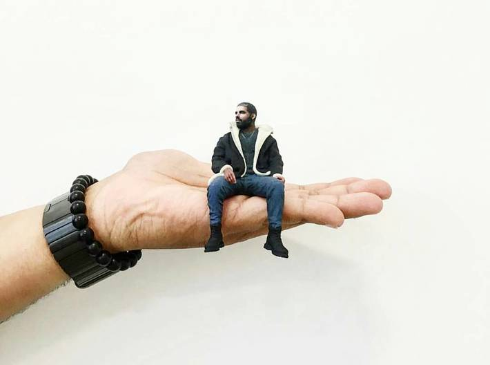 Drake Views Meme 3d printed