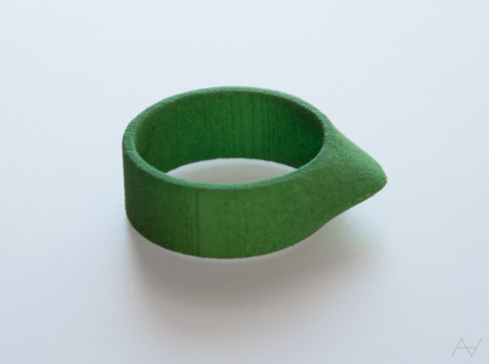 Climax Ring 3d printed