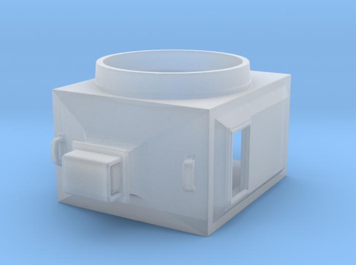 1:48 Box Headlight On3/On30  3d printed