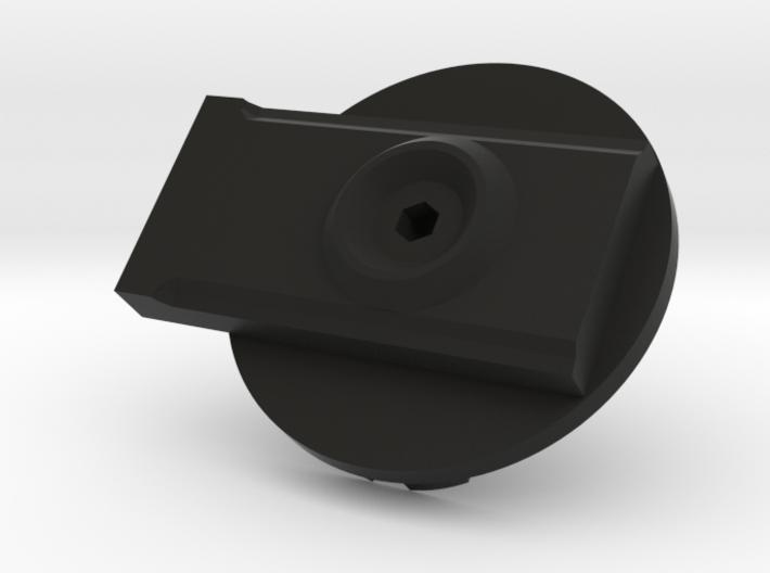 Garmin Quarter Trun Mount to eTrex Vista Legend Ad 3d printed