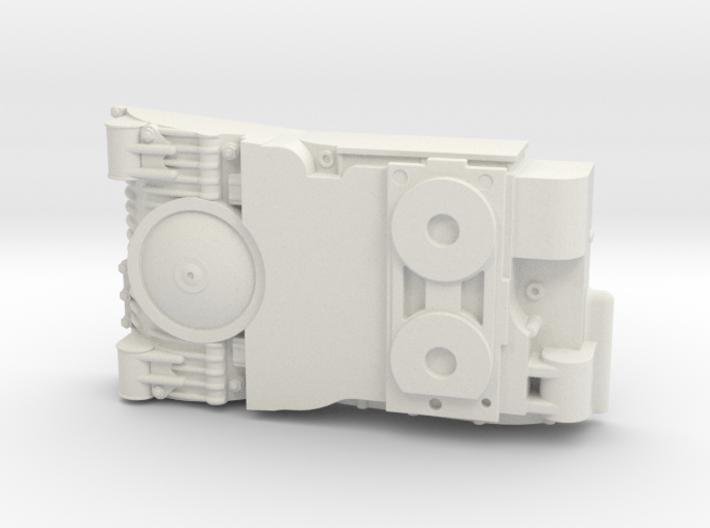 Chest Box 3d printed
