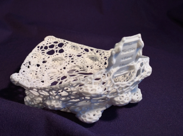 Marriage, BirthDay, Special Occasion: Serveware 3d printed Empty dish?