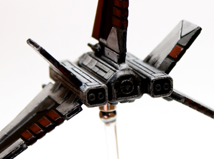 Imperial Attack Squadron: 1/270 scale 3d printed