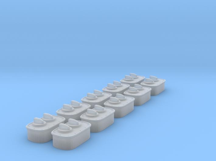 1/25 Wall Switch E Set x10 3d printed