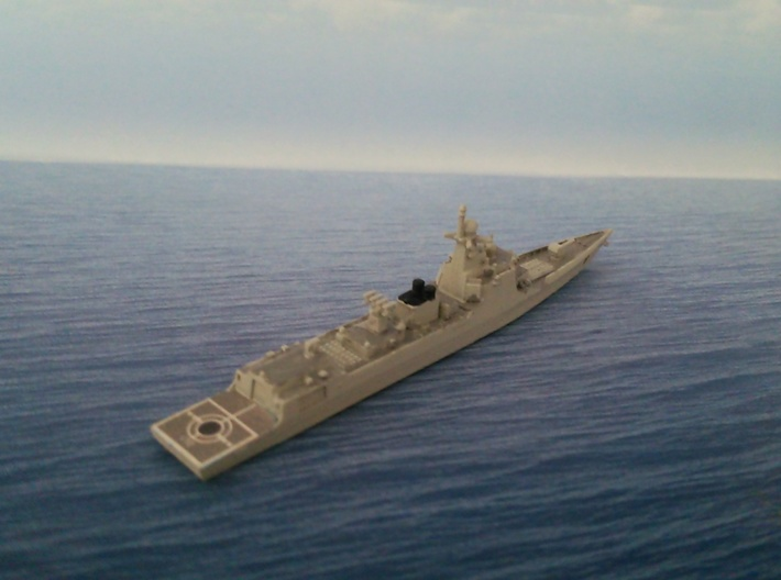 1/2000 CNS Kunming  3d printed painted and decal