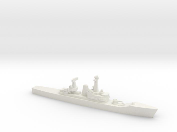 Van Speijk-class frigate (1976), 1/1250 3d printed