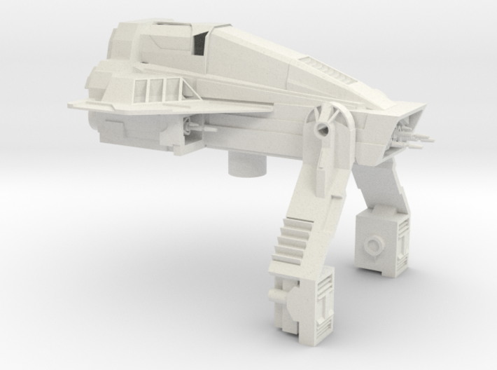 Defender-class Rig 3d printed