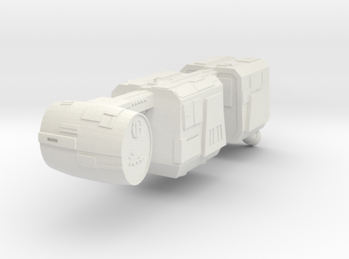 Mobquet Medium Transport 3d printed