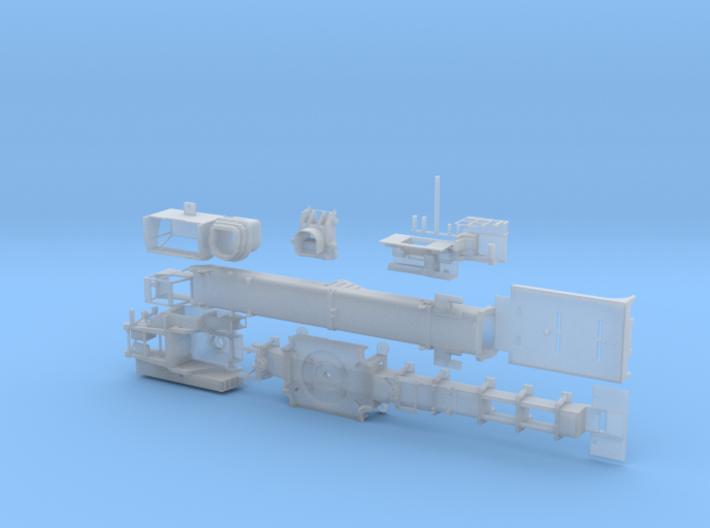 AC 500 01: Mobilkran ähnlich AC500 Part 1/2 3d printed