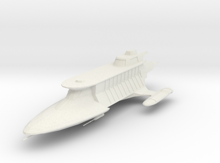 Luxury Yacht - Credit 3000 Cruise Liner 3d printed
