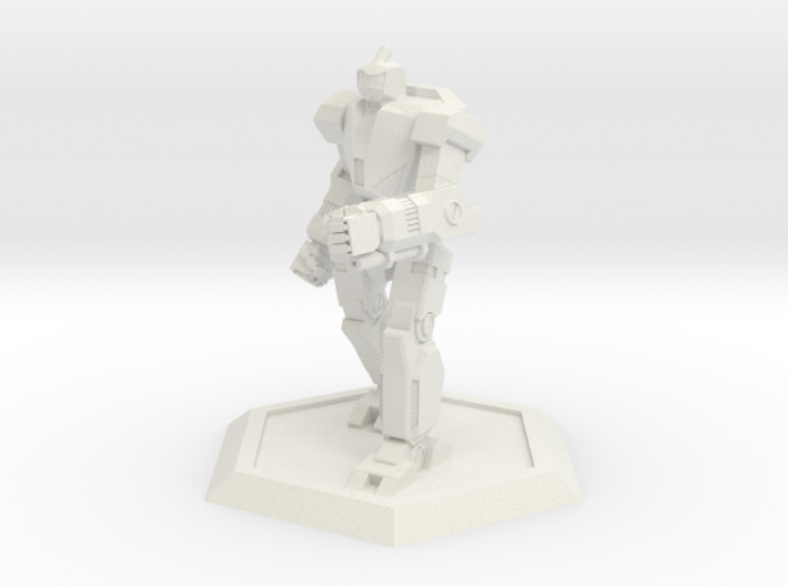 Mecha- Odyssey- Ajax (1/285th) 3d printed