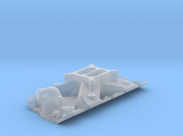 SBC 1/25 victor jr intake 3d printed
