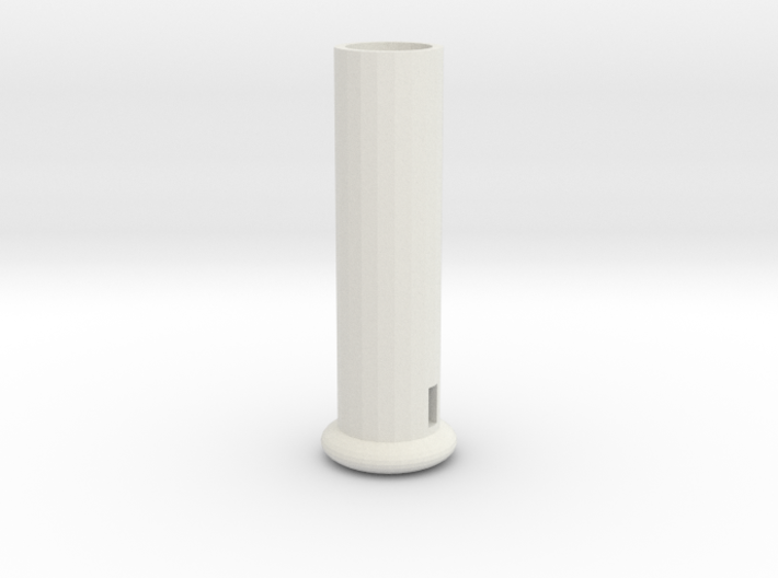 Fiber Optic Whip Handle 3d printed