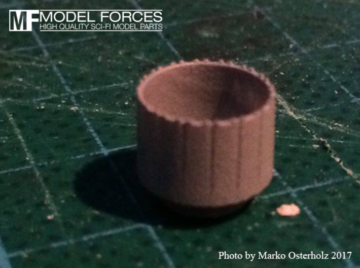X-Wing 1/48 Nozzle Kit For Bandai X-Wing 3d printed
