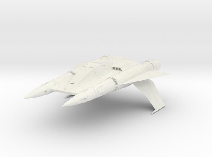 Starfighter 3d printed