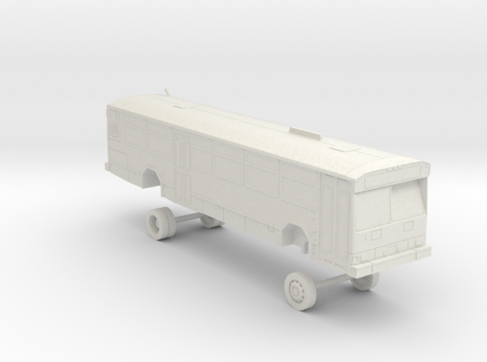 HO Scale Bus Gillig Phantom Westcat 110s 3d printed