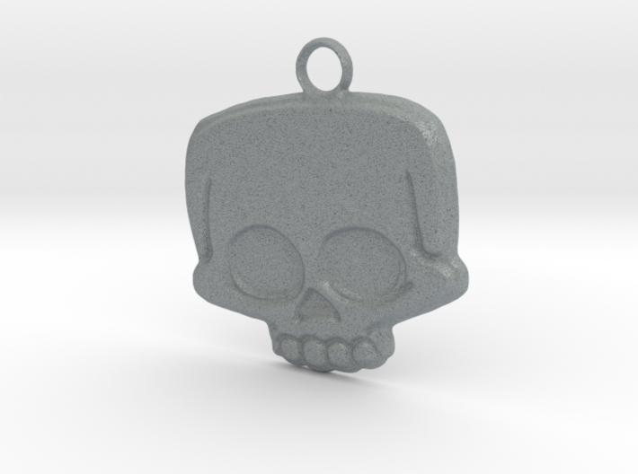Funny Skull 3d printed