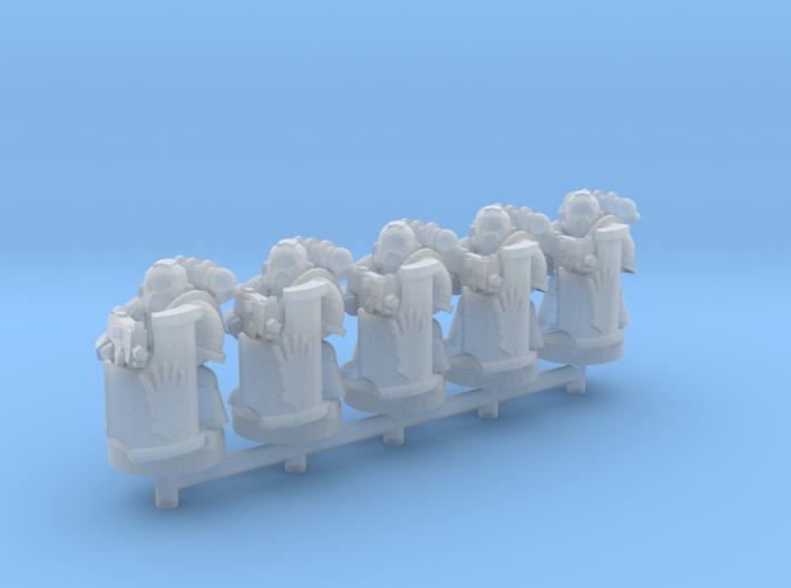 Immortans 3d printed