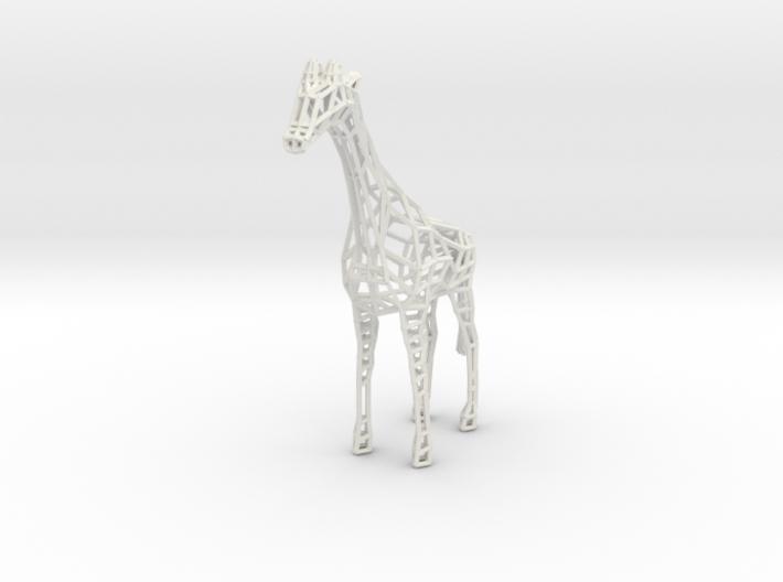 Wire Giraffe 3d printed