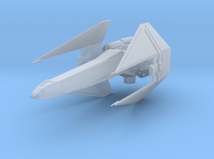 X-ceptor V2 3d printed