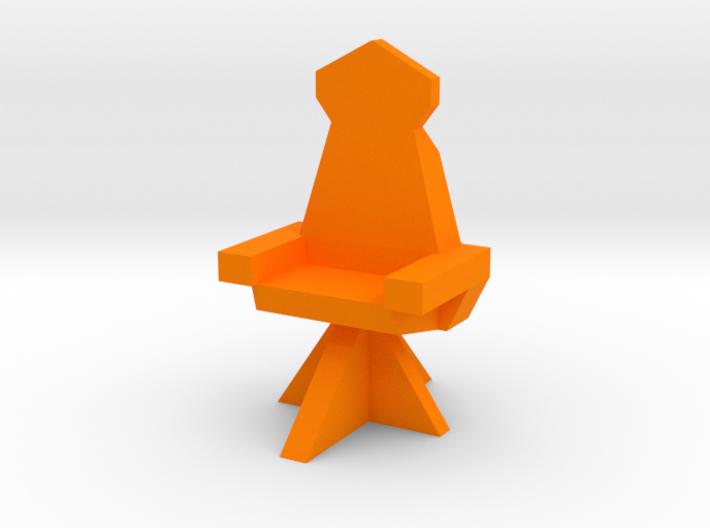 autobot-shuttle-Stoel 3d printed