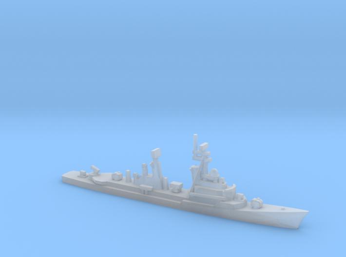 Lütjens-class destroyer (1995), 1/2400 3d printed