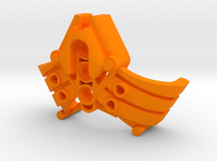 Sunua Chest Armor 3d printed