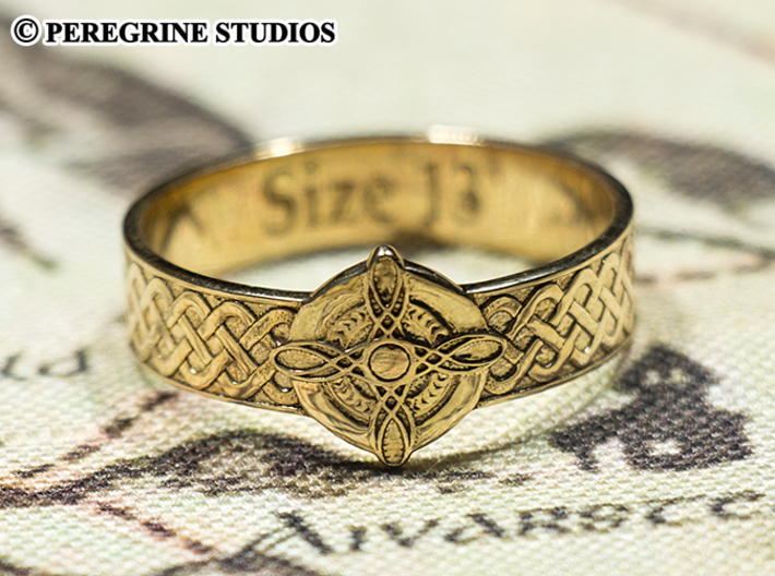 Ring Ring of Mara Size 13 94NWQDJUQ by PeregrineStudios