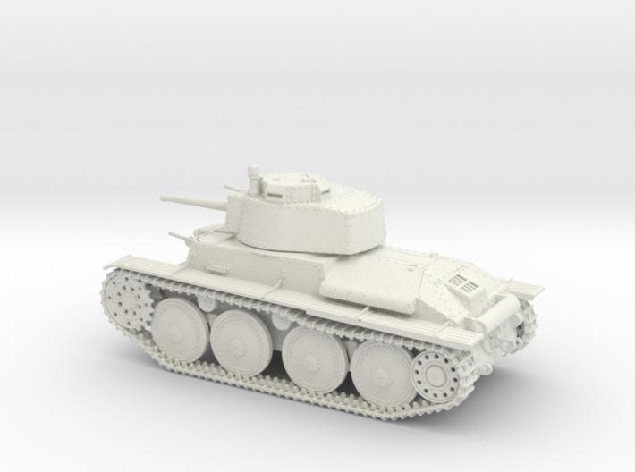 VBA Light tank LT vz.38 - Panzer 38(t) - 1/48 3d printed