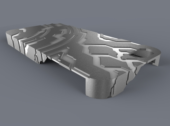 Iphone 5 Halo Case 3d printed