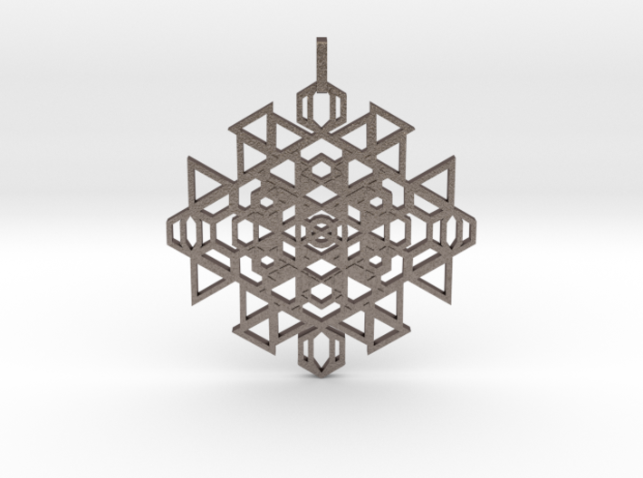 Seal Of Clairsentience (Flat) 3d printed