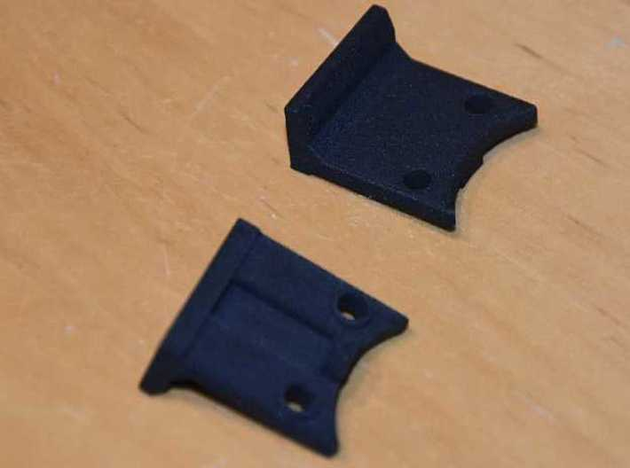 Angle Bracket for Bosch FUG11b 2m walkie-talkie 3d printed