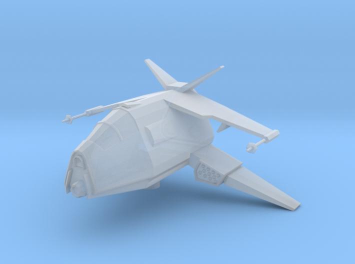 Herokoon Assault Bomber 3d printed