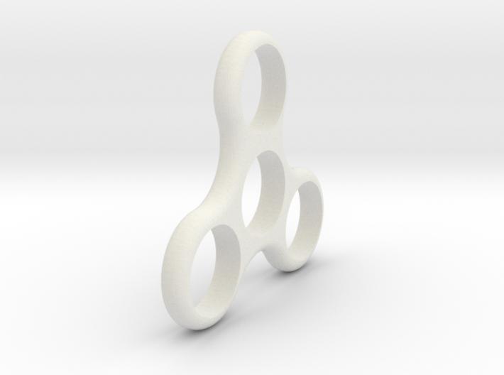 Standard Fidget Spinner 3d printed