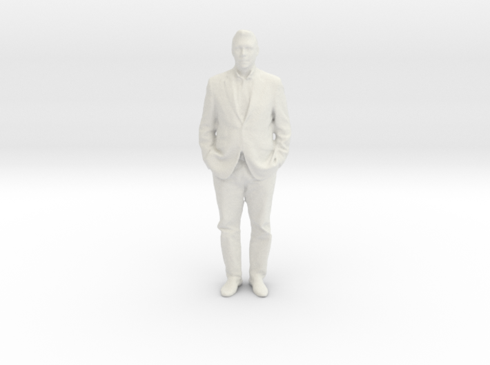 Printle F Homme Robert Altman - 1/18 - wob 3d printed