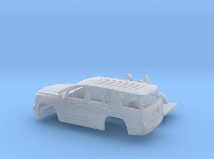 1/87 2015 Chevrolet Tahoe Kit 3d printed