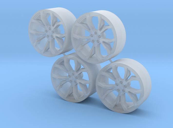 Wheel S-I500 3d printed