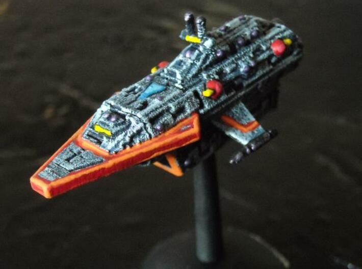 VA206 Wild Horde Light Carrier 3d printed Painted model