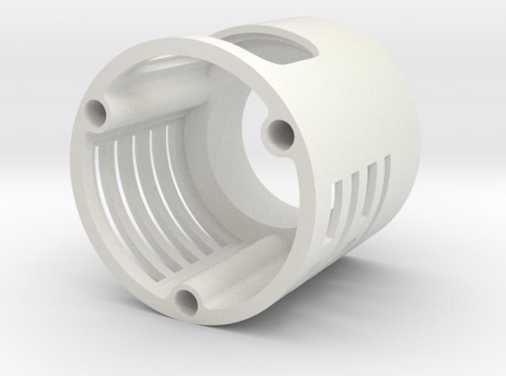 Graflex blade holder extension 3d printed